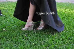 Princess Pea's Prom Shoes
