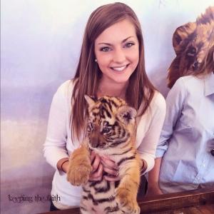 Princess Pea and the Tiger