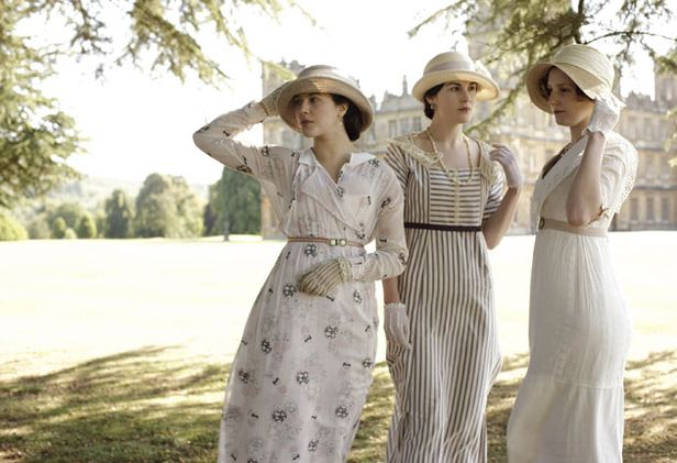 downtonabbeyladies