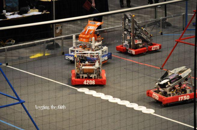 Robo Vikes Rule!