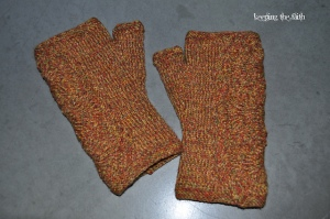 Spatterdash Mitts