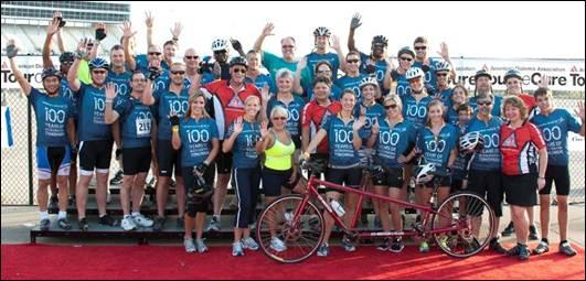 Tour de Cure 2012