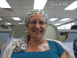 Greetings from the Chemo Bar!