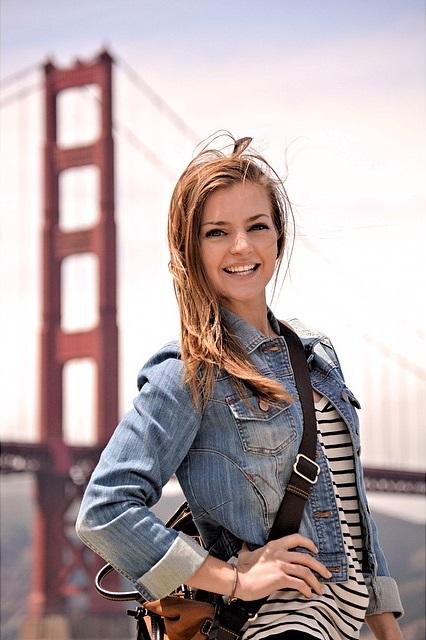 Jess in San Francisco